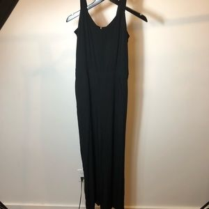 Madewell black sleeveless jumper size small